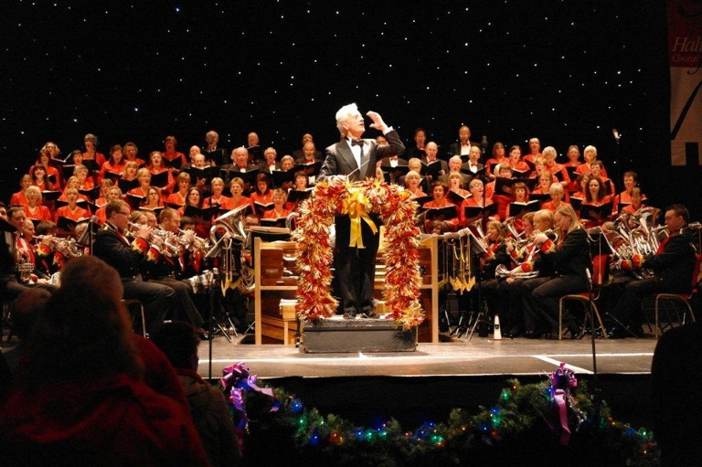 Carols and Brass 2010