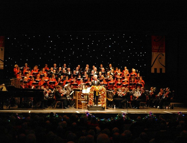 Messiah at the Victoria Theatre